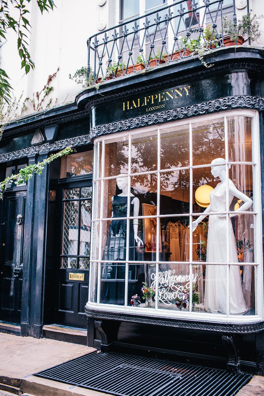 halfpenny london