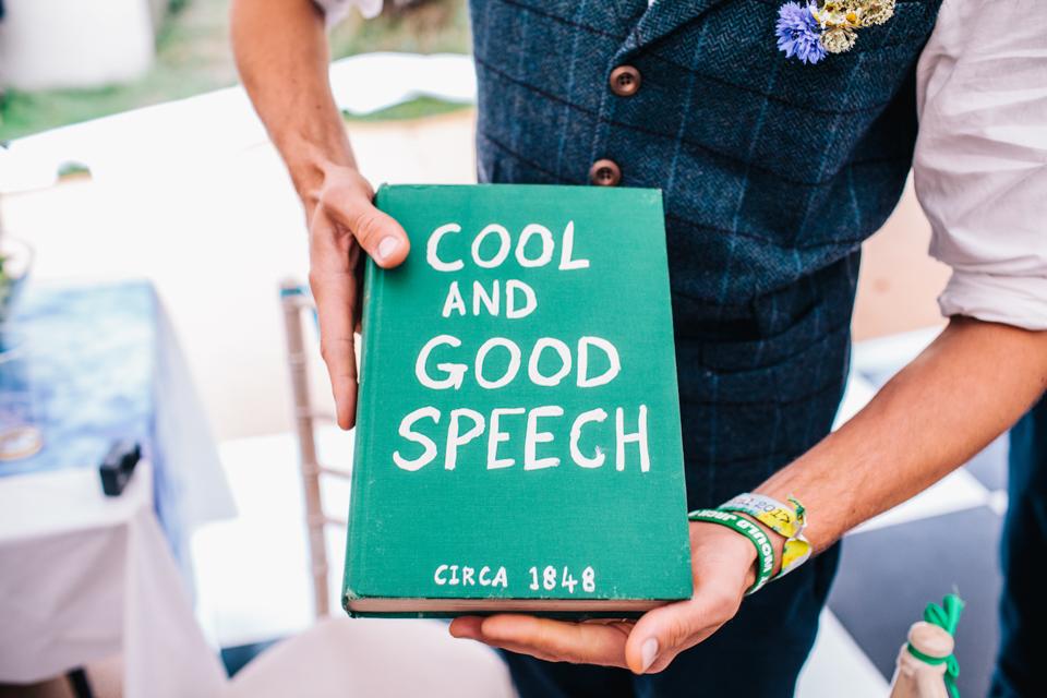 best mans speech book
