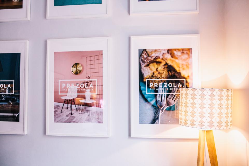 branded prezola framed product shots