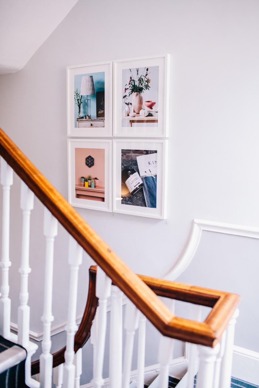 framed product shots