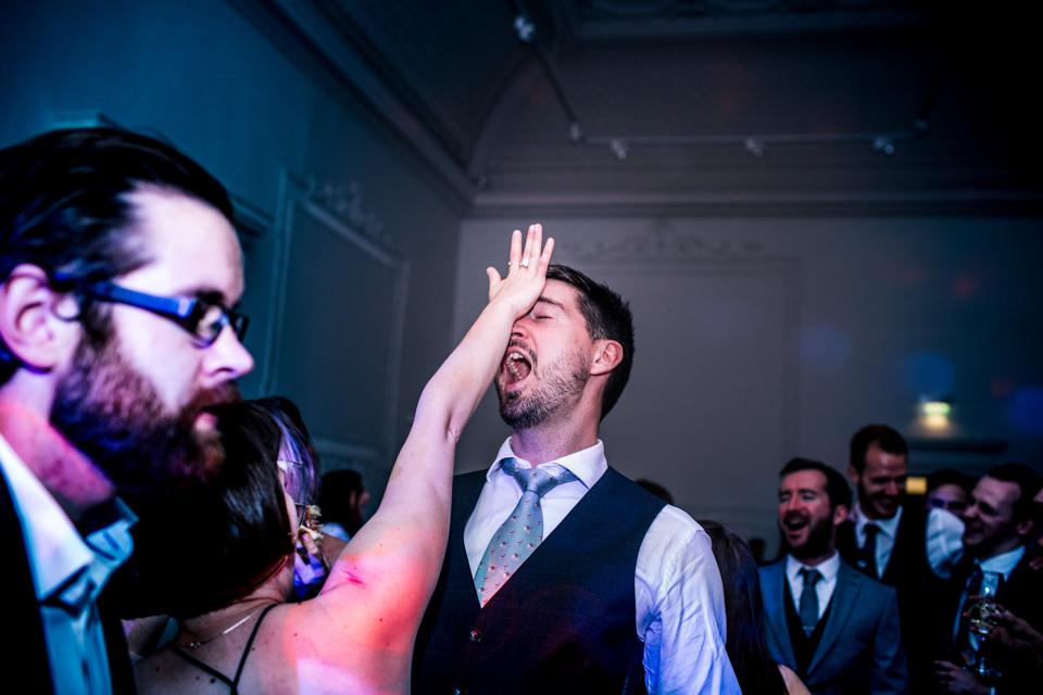 wild dancing at compton verney wedding